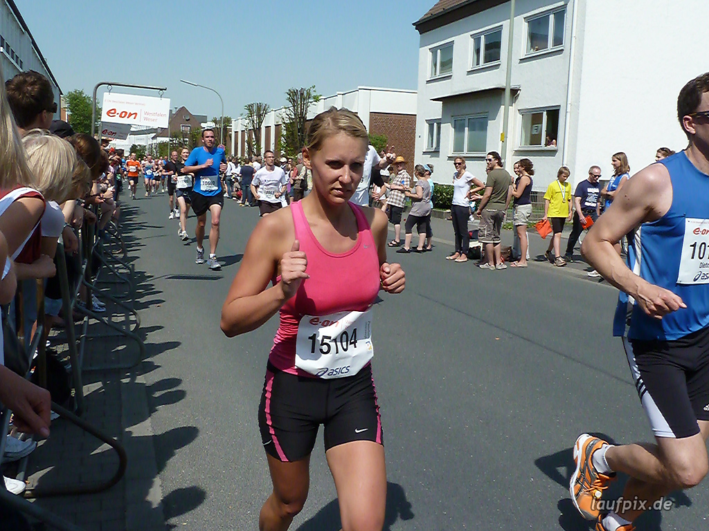 Paderborner Osterlauf 10km Ziel 2011 - 483