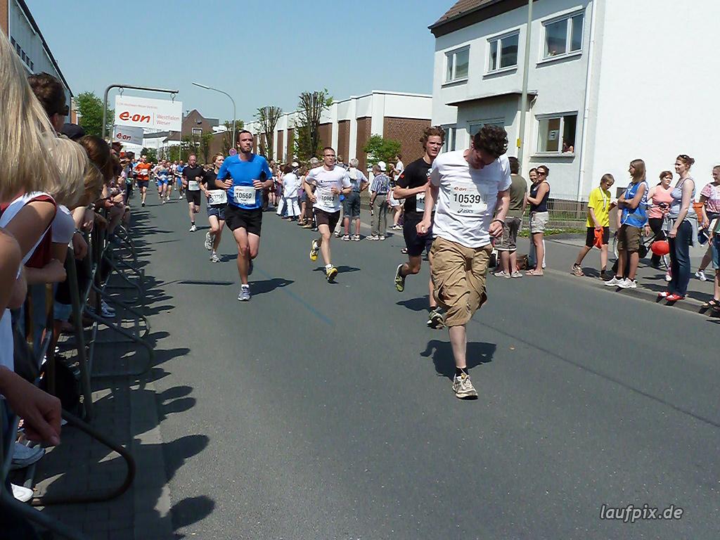 Paderborner Osterlauf 10km Ziel 2011 - 486