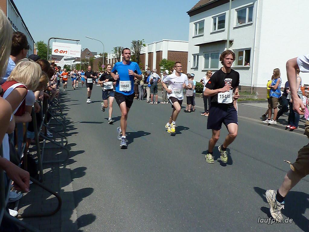 Paderborner Osterlauf 10km Ziel 2011 - 489