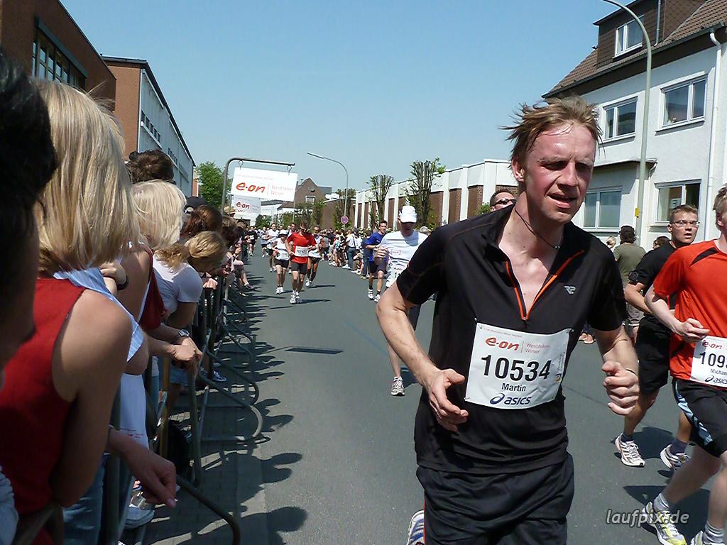 Paderborner Osterlauf 10km Ziel 2011 - 512