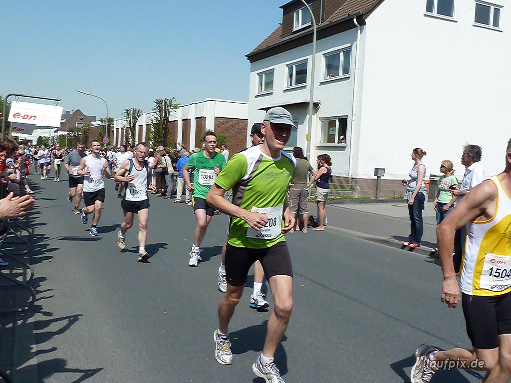Paderborner Osterlauf 10km Ziel 2011 - 551