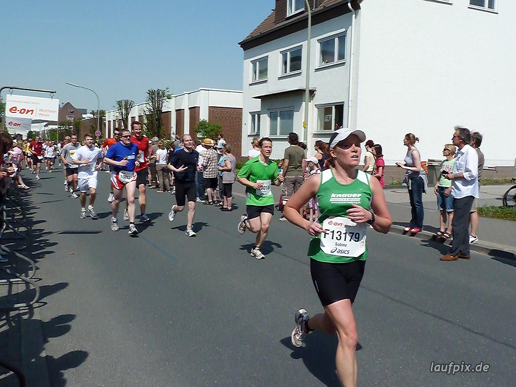 Paderborner Osterlauf 10km Ziel 2011 - 607