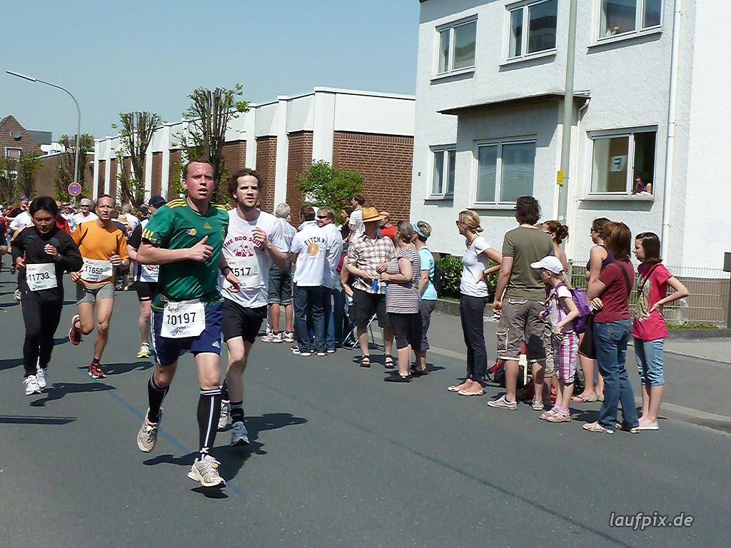 Paderborner Osterlauf 10km Ziel 2011 - 695