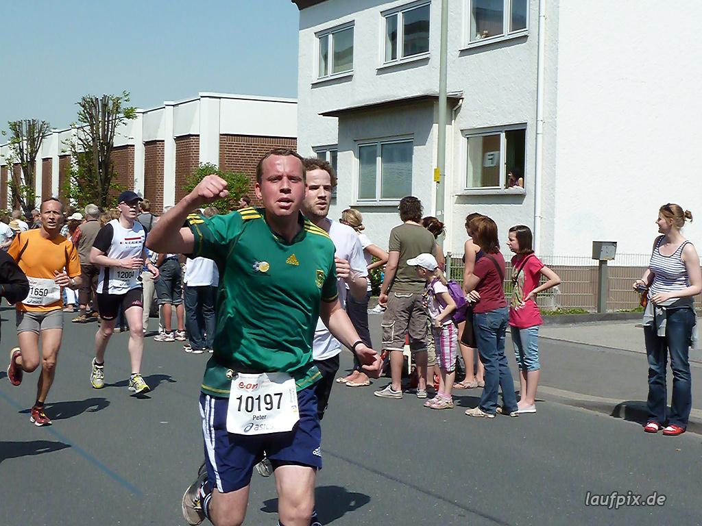 Paderborner Osterlauf 10km Ziel 2011 - 699