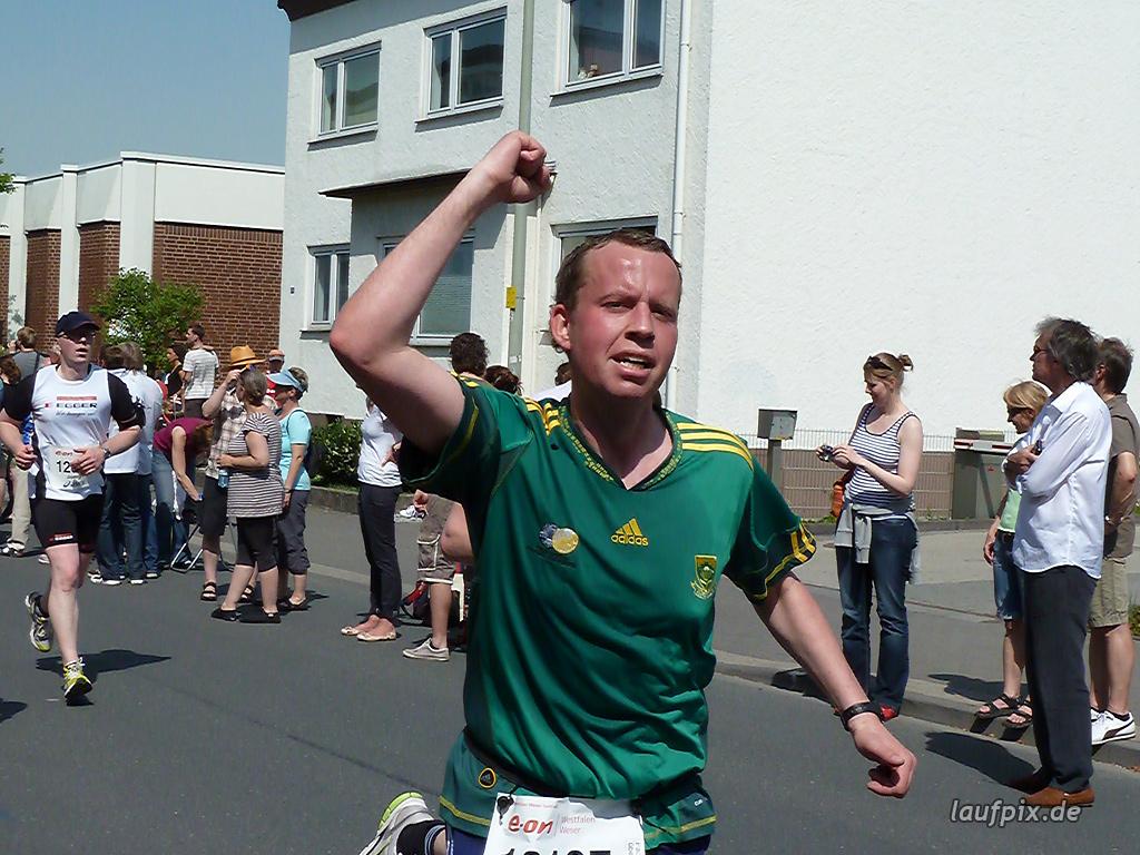 Paderborner Osterlauf 10km Ziel 2011 - 701