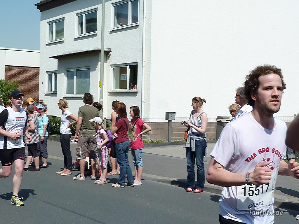 Paderborner Osterlauf 10km Ziel 2011 - 703