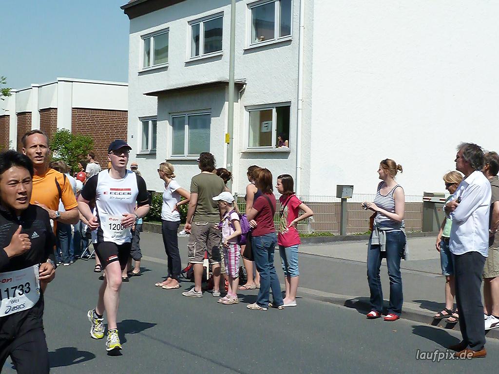 Paderborner Osterlauf 10km Ziel 2011 Foto (704)