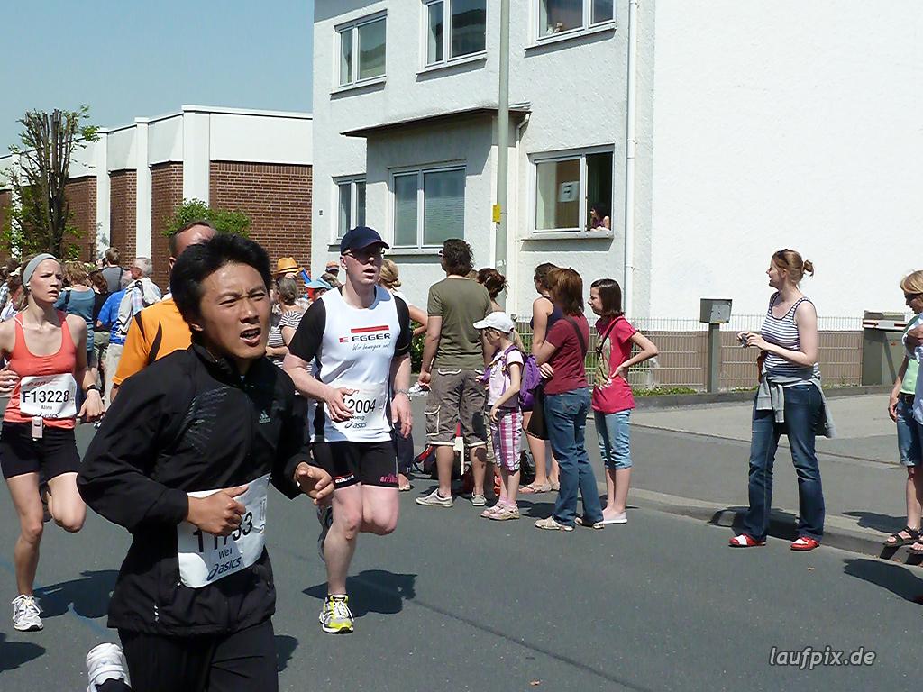 Paderborner Osterlauf 10km Ziel 2011 Foto (705)