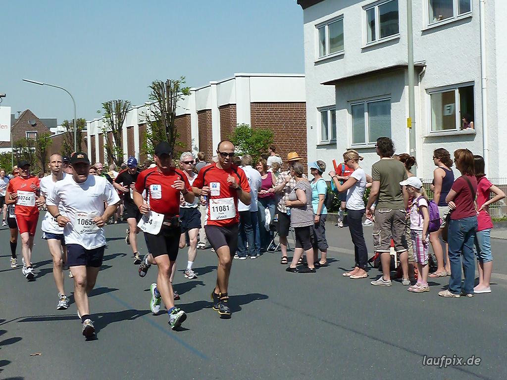 Paderborner Osterlauf 10km Ziel 2011 - 713