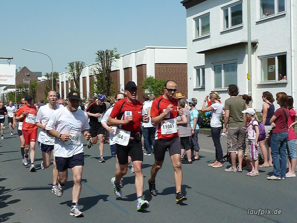 Paderborner Osterlauf 10km Ziel 2011 - 715