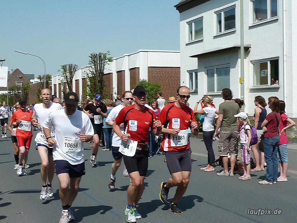 Paderborner Osterlauf 10km Ziel 2011 - 716