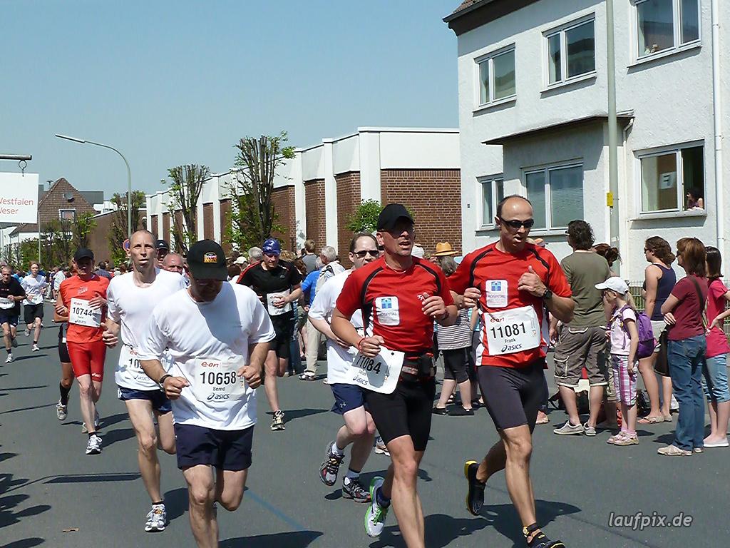 Paderborner Osterlauf 10km Ziel 2011 - 717