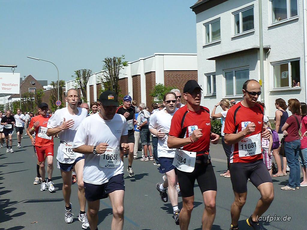 Paderborner Osterlauf 10km Ziel 2011 - 718