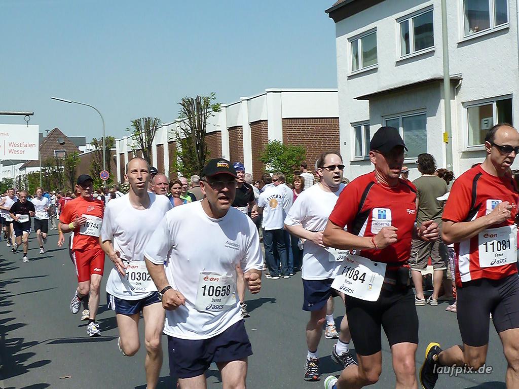 Paderborner Osterlauf 10km Ziel 2011 - 719