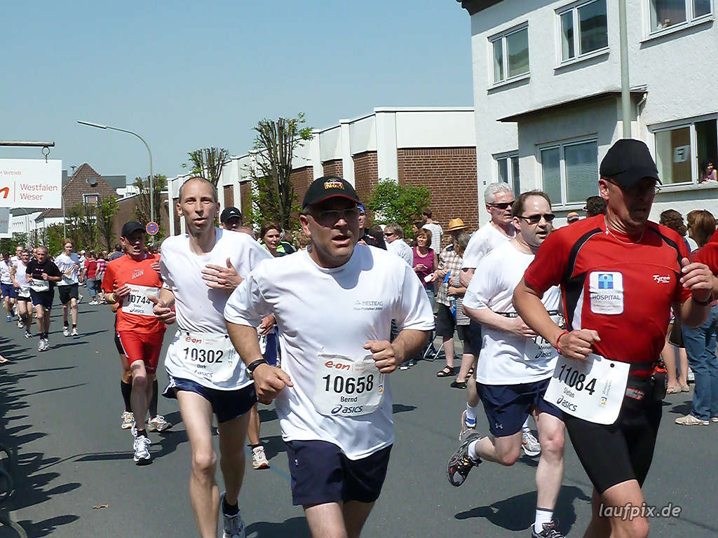 Paderborner Osterlauf 10km Ziel 2011 - 720