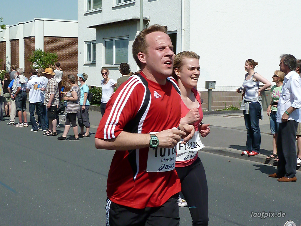 Paderborner Osterlauf 10km Ziel 2011 - 722