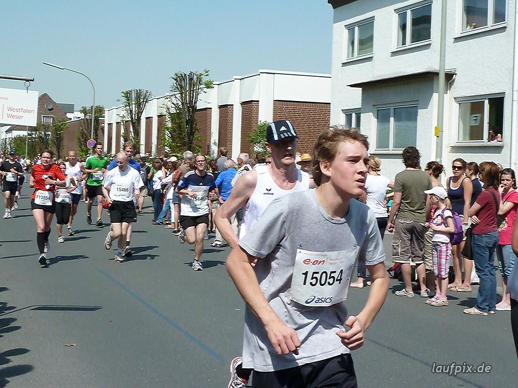 Paderborner Osterlauf 10km Ziel 2011 - 736