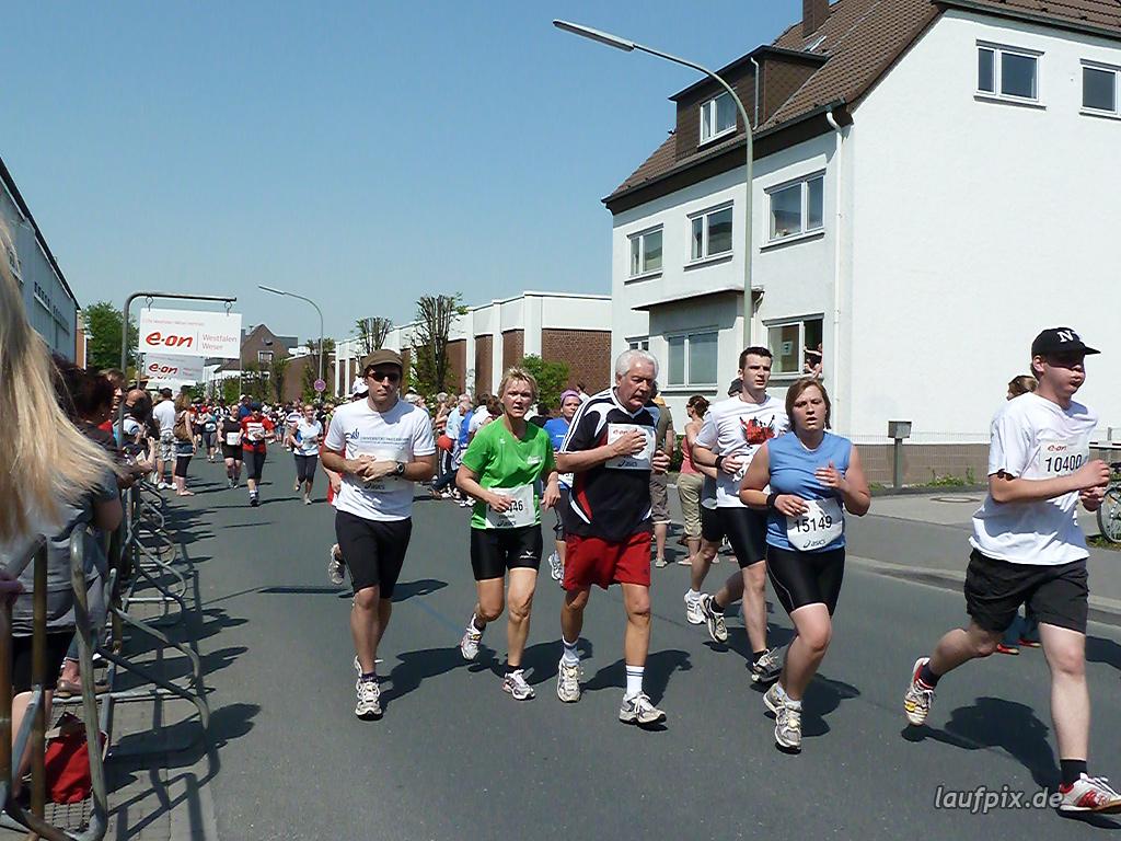 Paderborner Osterlauf 10km Ziel 2011 - 1613
