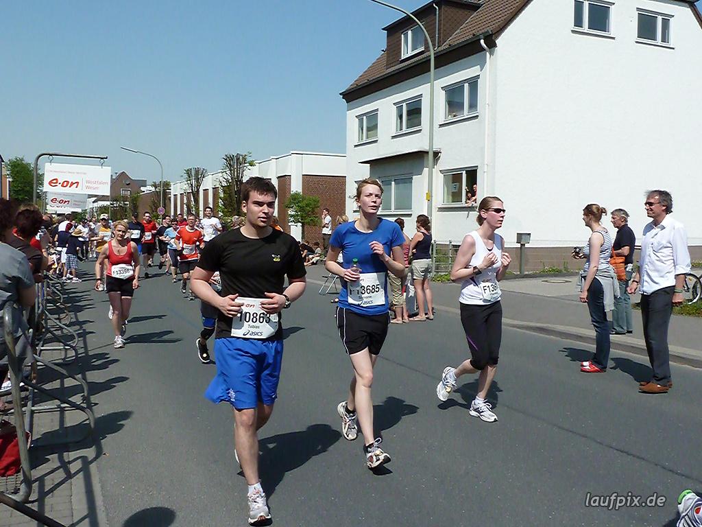 Paderborner Osterlauf 10km Ziel 2011 - 1636