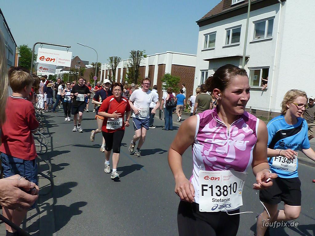 Paderborner Osterlauf 10km Ziel 2011 Foto (1693)