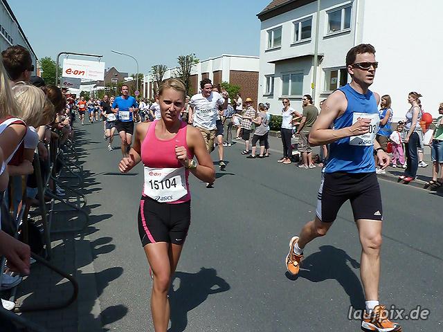 Paderborner Osterlauf 10km Ziel 2011 - 482