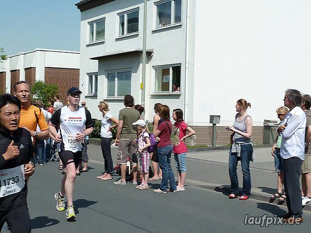 Paderborner Osterlauf 10km Ziel 2011 - 704