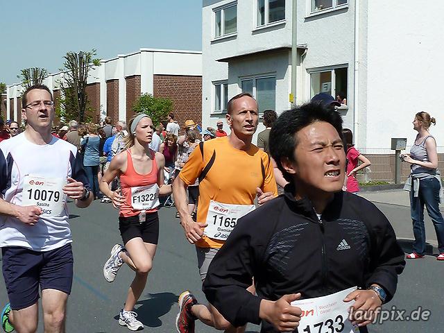 Paderborner Osterlauf 10km Ziel 2011 - 707