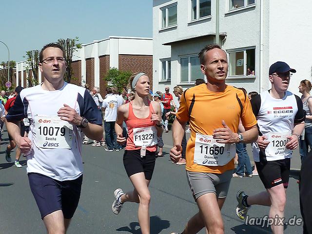 Paderborner Osterlauf 10km Ziel 2011 - 708