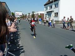 Paderborner Osterlauf 10km Ziel 2011 - 12