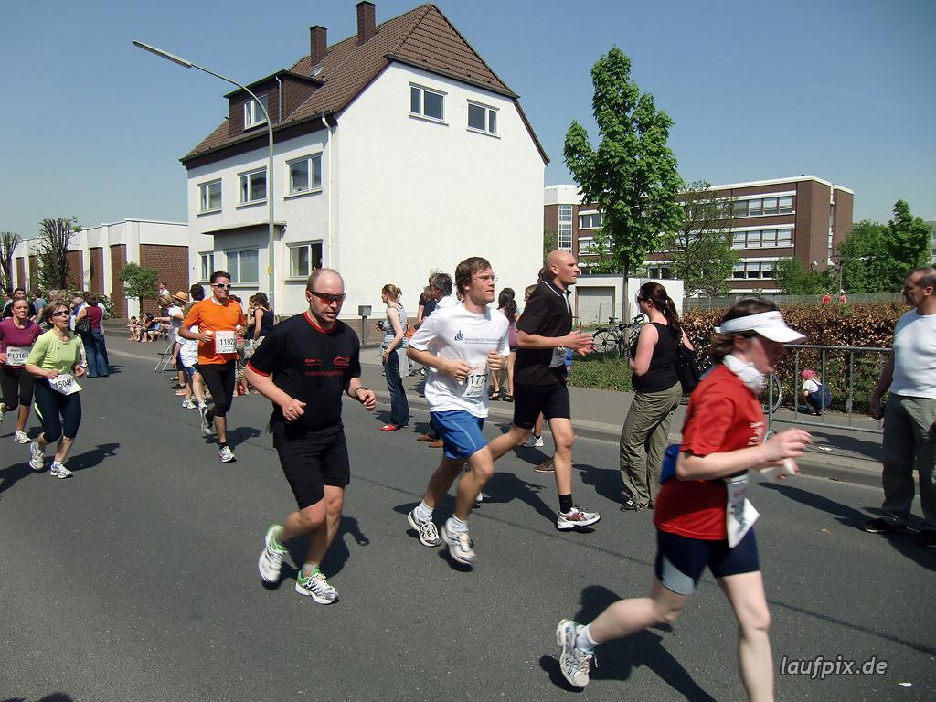 Paderborner Osterlauf 10km Ziel 2011 - 330