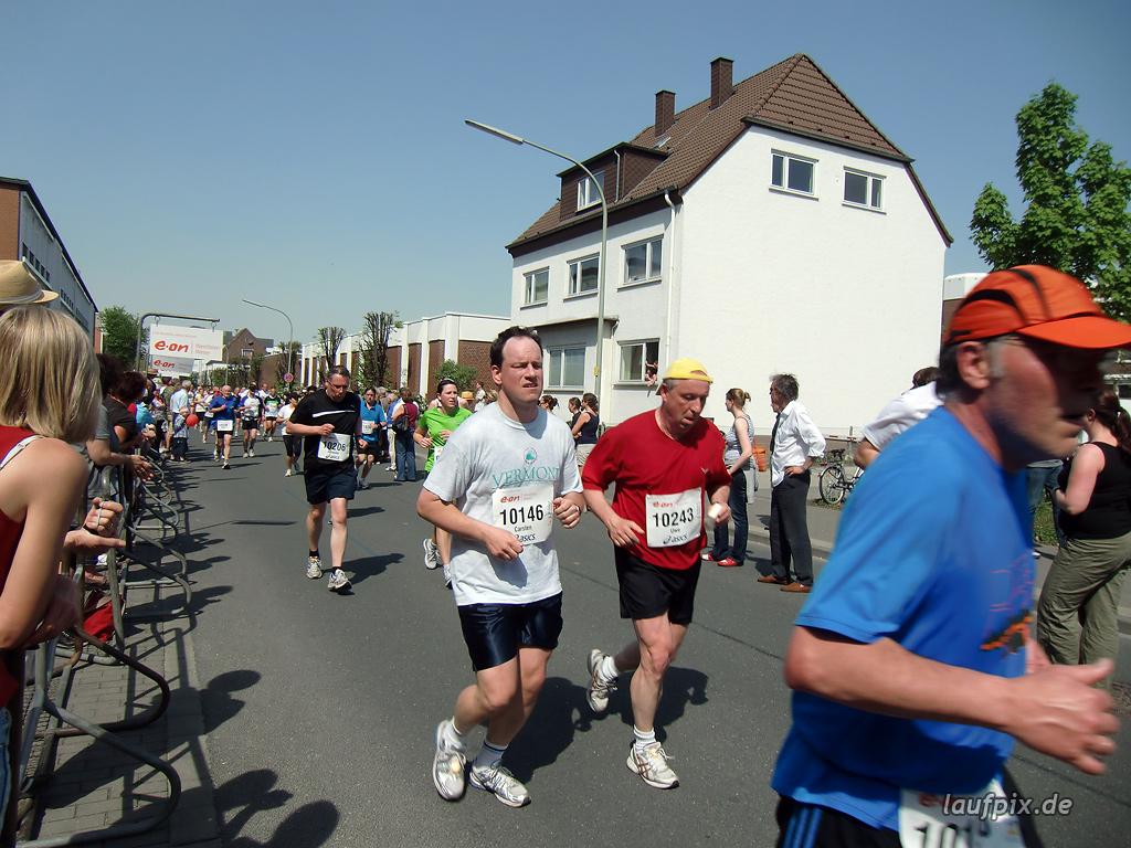 Paderborner Osterlauf 10km Ziel 2011 - 332