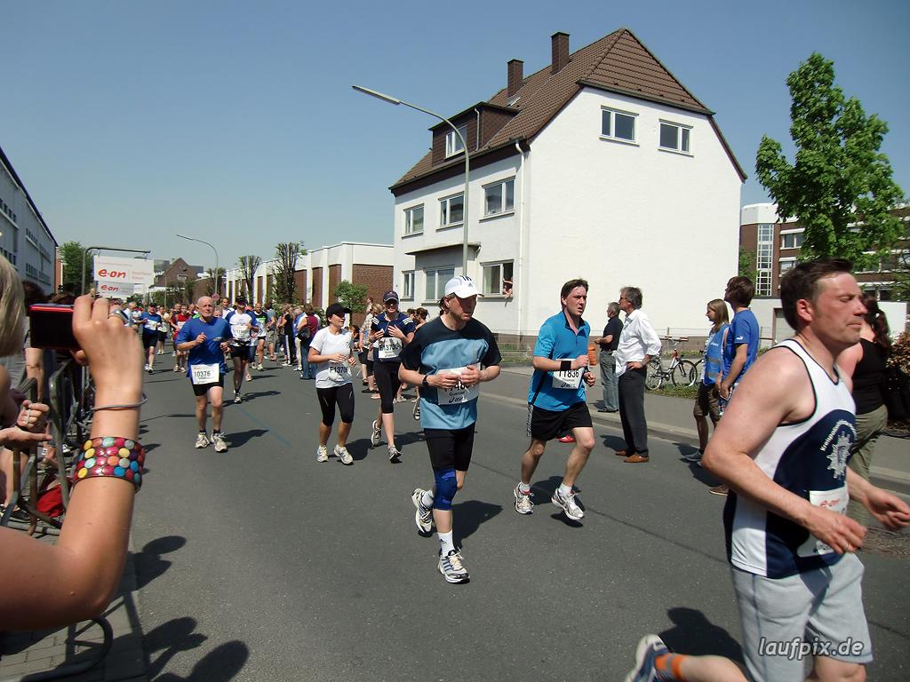 Paderborner Osterlauf 10km Ziel 2011 - 333