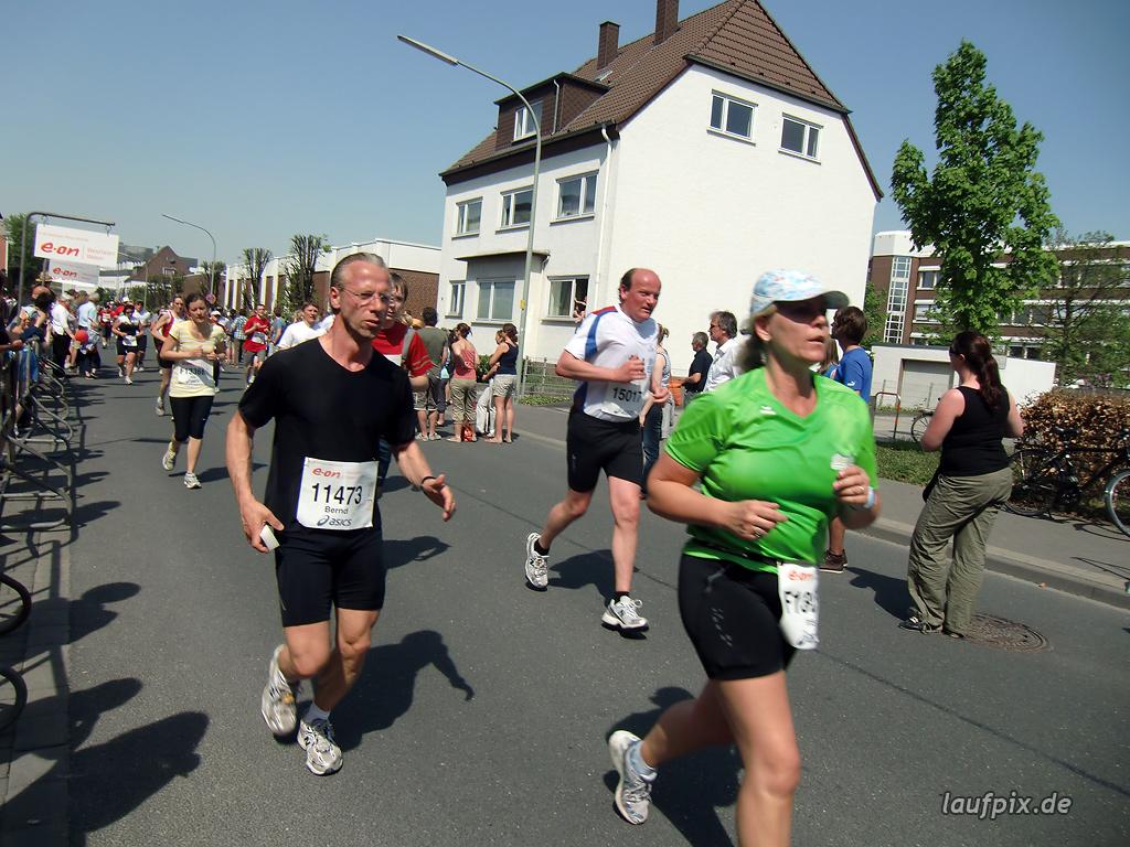 Paderborner Osterlauf 10km Ziel 2011 - 334