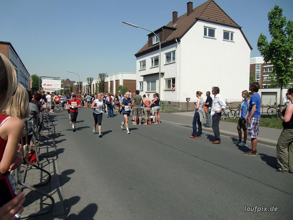 Paderborner Osterlauf 10km Ziel 2011 - 336