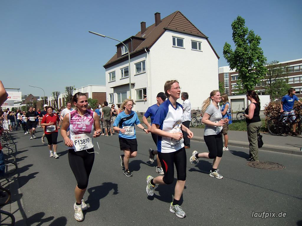 Paderborner Osterlauf 10km Ziel 2011 - 364