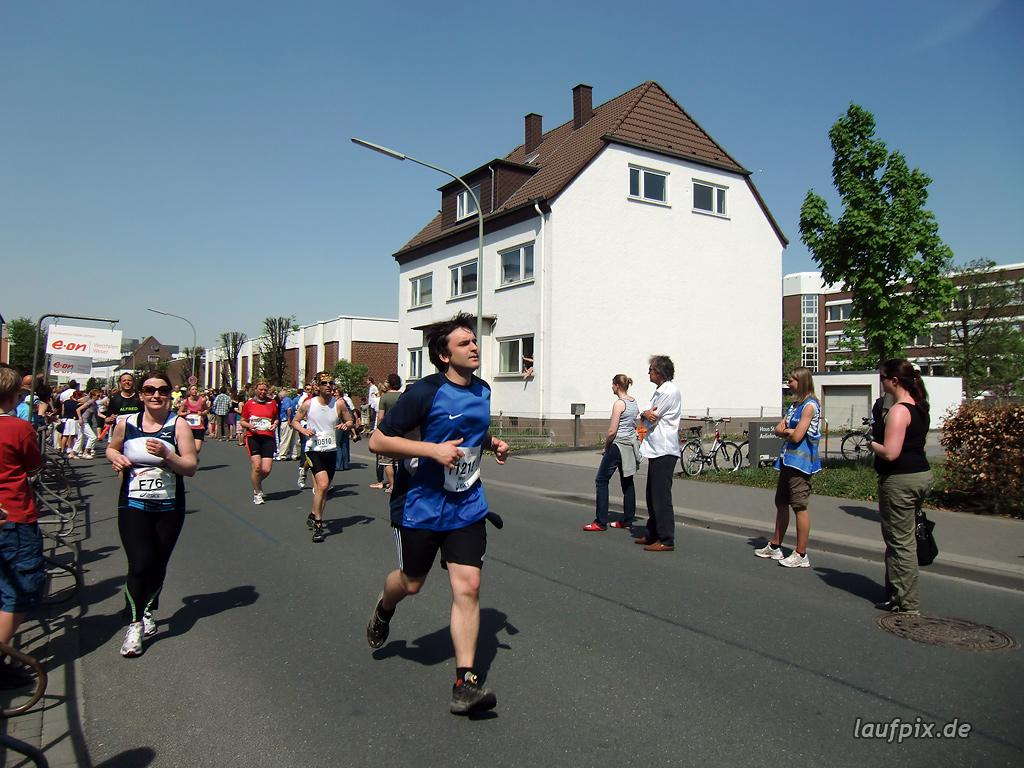 Paderborner Osterlauf 10km Ziel 2011 - 365