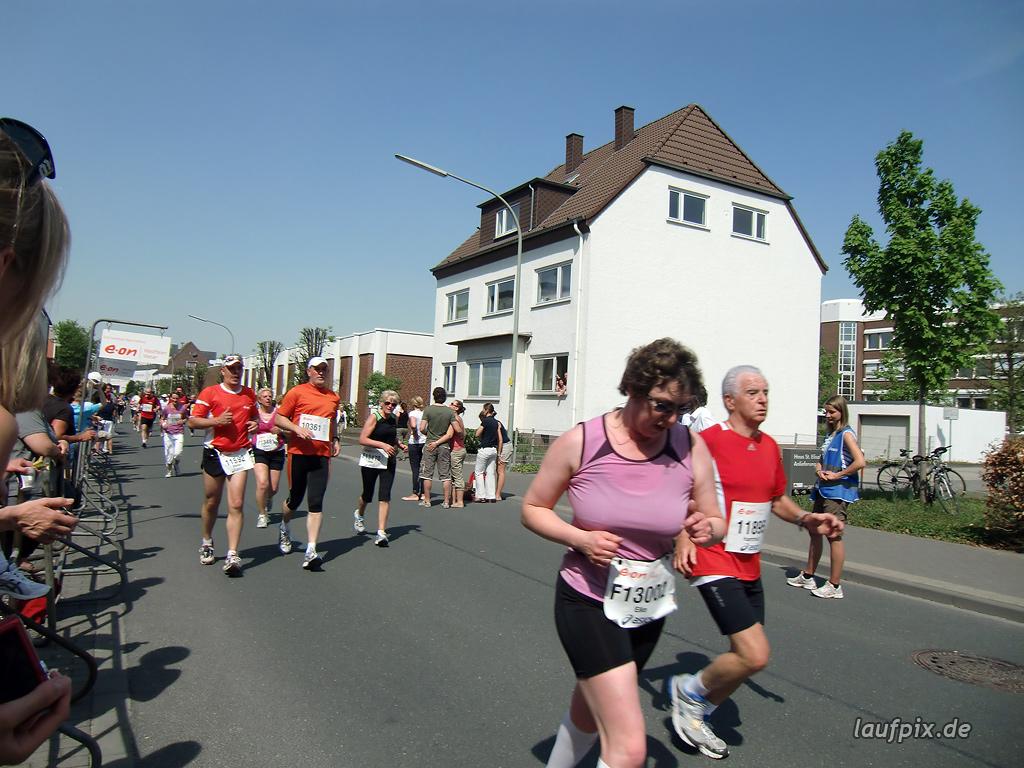 Paderborner Osterlauf 10km Ziel 2011 - 375