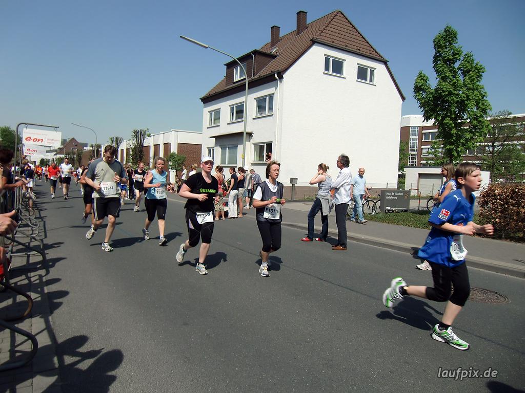 Paderborner Osterlauf 10km Ziel 2011 - 381