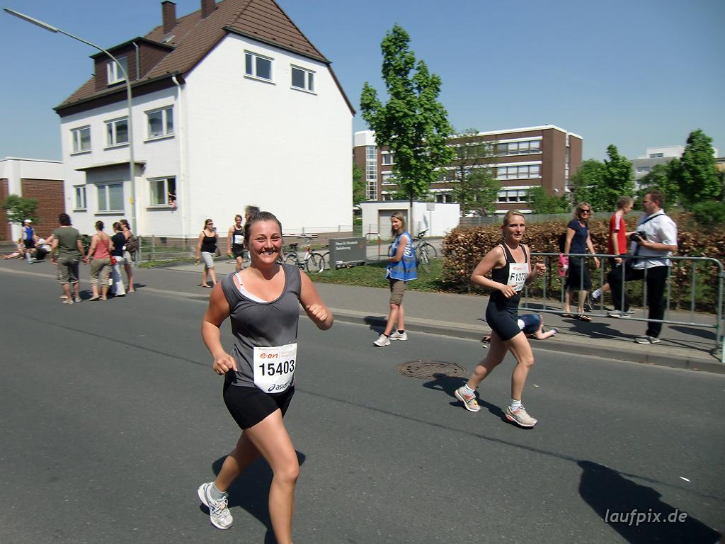 Paderborner Osterlauf 10km Ziel 2011 - 396