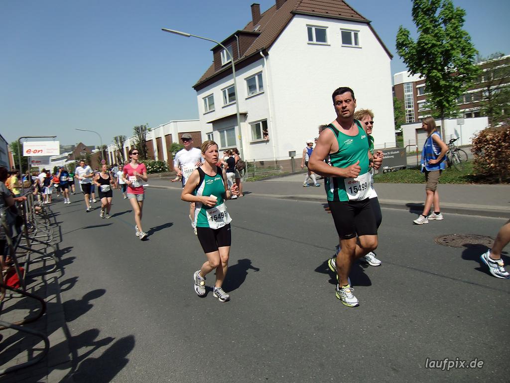 Paderborner Osterlauf 10km Ziel 2011 - 398