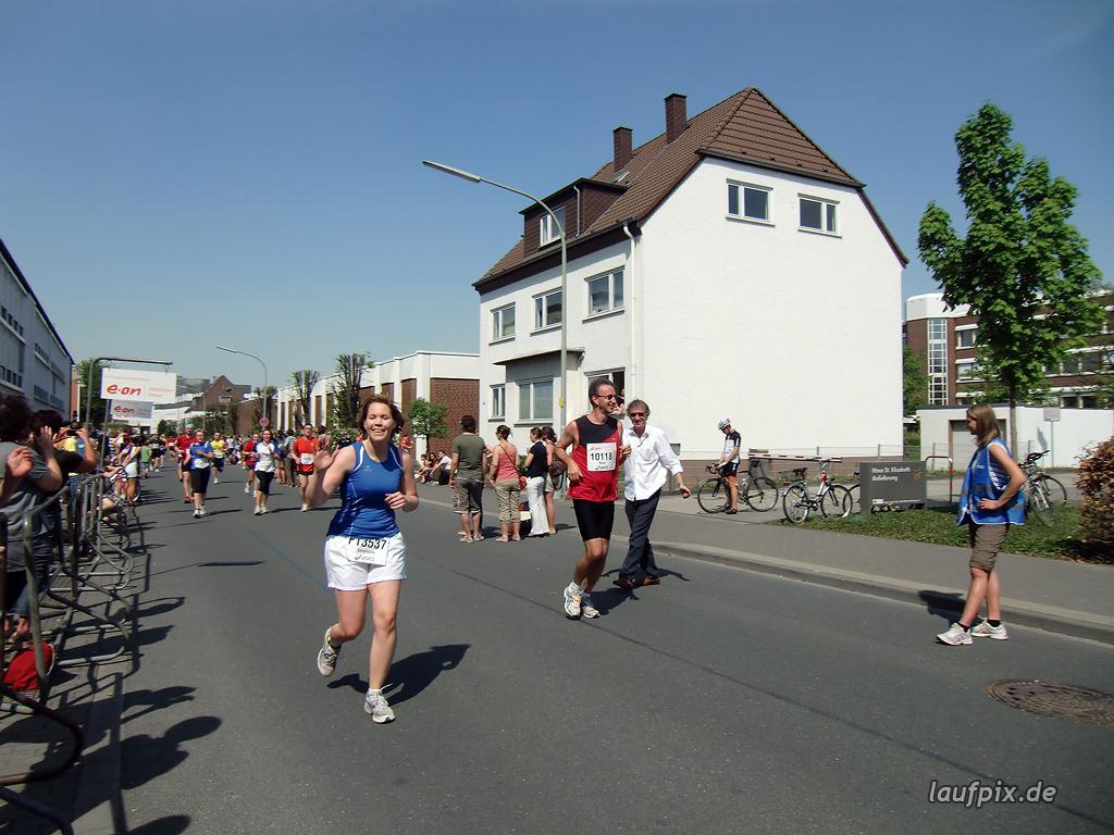 Paderborner Osterlauf 10km Ziel 2011 - 401
