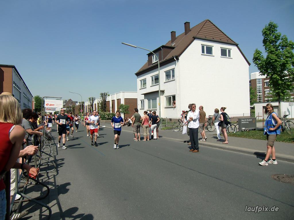 Paderborner Osterlauf 10km Ziel 2011 - 404