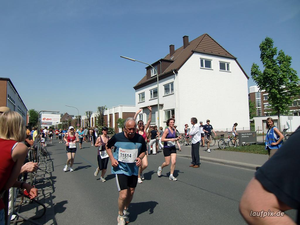 Paderborner Osterlauf 10km Ziel 2011 - 405
