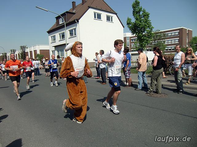 Paderborner Osterlauf 10km Ziel 2011