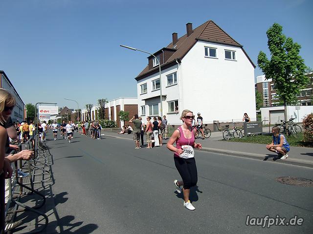Paderborner Osterlauf 10km Ziel 2011 - 409