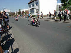 Paderborner Osterlauf 10km Ziel 2011 - 2