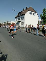 Paderborner Osterlauf 10km Ziel 2011 - 19
