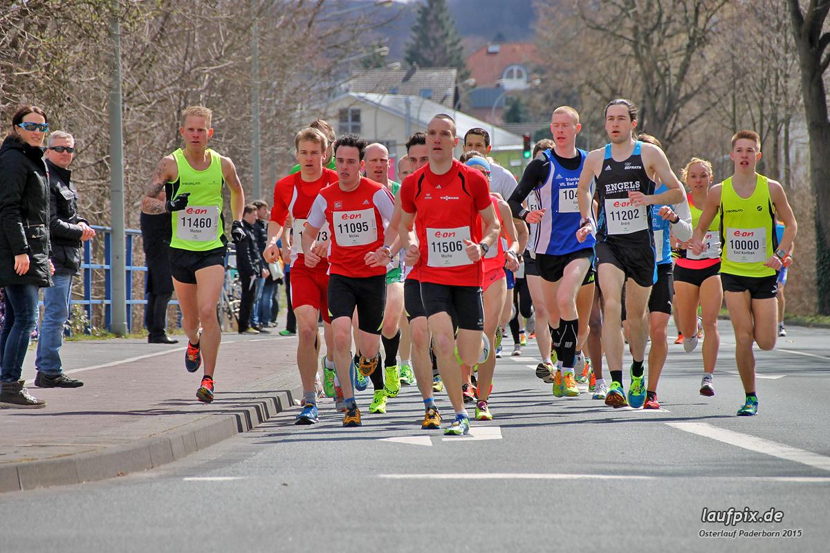 Paderborner Osterlauf - 10km  2015 Foto (33)