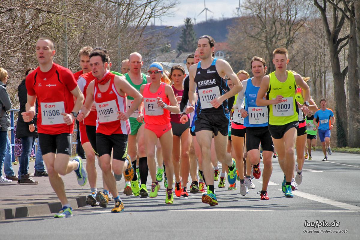 Paderborner Osterlauf - 10km  2015 Foto (35)