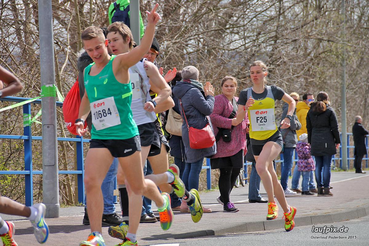 Paderborner Osterlauf - 10km  2015 Foto (41)